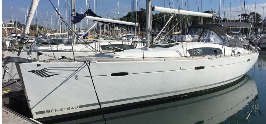 AYC Yachtbroker - Oceanis 43